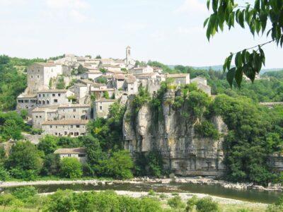 Balazuc, Village de Caractère